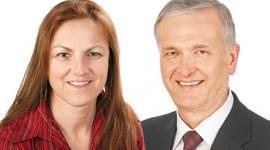 E. Valjentová a K. Šidlo